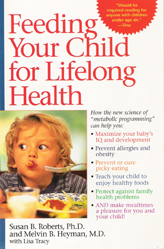 Feeding Your Child for Lifelong Health